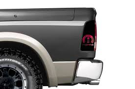 Dodge Ram 1500 2009 2018 Custom Brake Light Vinyl Decal Kit Mopar Factory Crafts