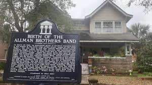 Allman Brothers Jacksonville Days Jumping Creeks And Partying In Riverside Wjct News