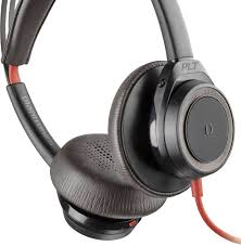 Blackwire 7225 - Corded, boomless stereo headset with active noise ...