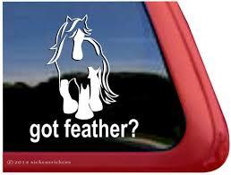 Gypsy Horse Decals Stickers Nickerstickers