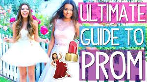easy prom makeup tutorial