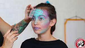 halloween mermaid makeup five below