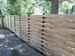 Basket Weave Garden Gates And Fencing Fence Wood Fence