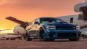 2020 dodge charger srt cat widebody