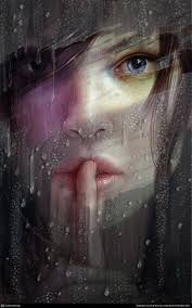 Silence I'm trying Silence Is haunting... - Bella's Fantasy Art And Other  Art | Facebook