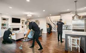 How do you save money through cleaning services?