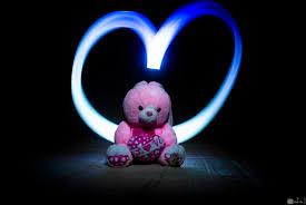 صور قلوب ملونة رومانسية جميلة