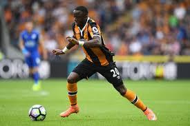 Adama Diomande - Adama Diomande Photos - Hull City v Leicester City -  Premier League - Zimbio