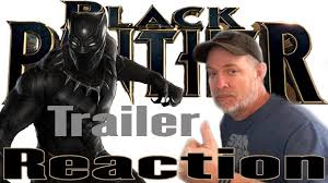 Black Panther Trailer Reaction - YouTube