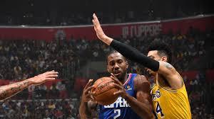 Live NBA: San Antonio @ LA Clippers ...