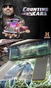 Rob Zombie Counting Cars Truck Up For Auction On Ebay On October 23 Proceeds To Benefit Puppy Rescue Mission Rob Zombie