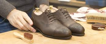 how to clean your dress shoes with our
