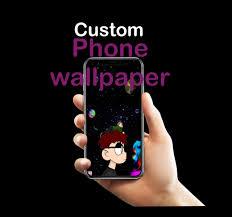 custom phone wallpaper lil uzi vert