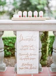 the best wedding dessert menu ideas martha stewart weddings