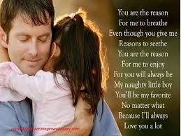 Fathers Day Messages from Daughter & Son » Love Images Wallpaper