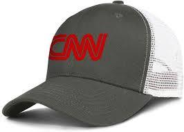 Baseball Cap Classic CNN-Cable-News-Network-Vector- Hats Dad Hats at Amazon  Men's Clothing store