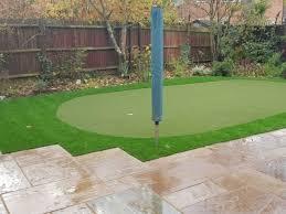 trulawn artificial grass installation