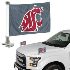 Washington State Cougars Exterior Car Accessories At Lowes Com