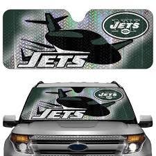 New York Jets Auto Sun Shade New York Jets Car Sun Shade Ny Jets