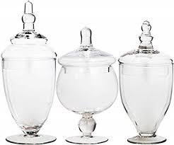 home essentials 3013 apothecary jar