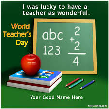 happy teachers day quotes image card wishes first wishes