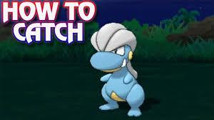 Pokemon Ultra Sun and Ultra Moon - How To Catch Bagon & Salamence - YouTube