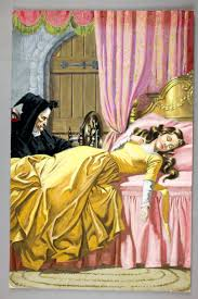 Sleeping Beauty Fairytale
