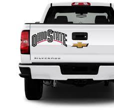 Ohio State Buckeyes Logo Decal Sticker Yeti Computer Car Window Truck Ebay