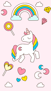69 unicorns wallpapers on wallpaperplay