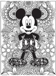Kids N Fun 9 Kleurplaten Van Disney Moeilijk