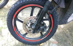 ukuran ban untuk motor matic ring 14