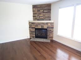 gas small gas fireplace bedroom rustic
