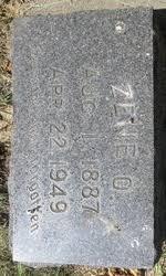 Zene Oscar Cummins (1887-1949) - Find A Grave Memorial