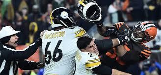 NFL Suspends Myles Garrett 'Indefinitely' For Hitting QB With His Own  Helmet - WOUB Public Media