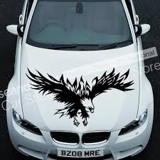 Cool Totem Eagle Series Tt023 B Auto Car Decal Sticker Pvc Black White Red Gray Colour Car Decal Sticker Decal Stickercar Decal Aliexpress