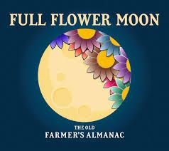 Full Moon in May 2020: The Full Flower Moon