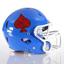 2 Color Custom Football Helmet Decals Healy Awards