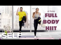 30 minute hiit cardio workout with warm