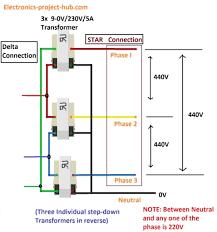 phase solar inverter circuit