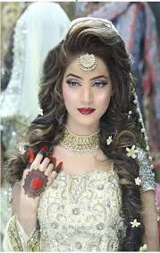 latest bridal hairstyle best 4k