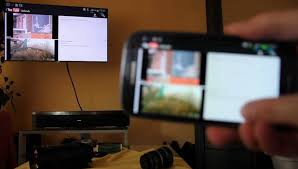 samsung galaxy phone s screen on my tv