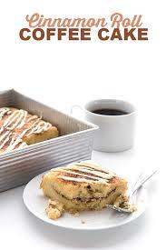keto cinnamon roll coffee cake recipe