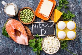 Mangez des aliments riches en vitamine D pour renforcer votre système  immunitaire