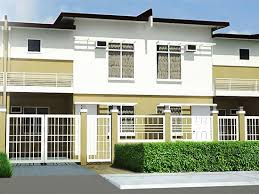 Alyssa House Model With Fence And Gate In Lancaster New City Cavite House For Sale Cavite Philippines