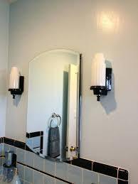 lighting bathroom light replacement