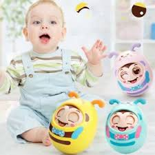 tumbler doll baby toys for 6 12 month