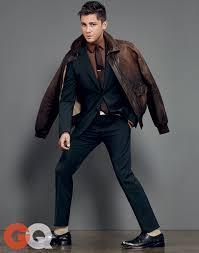 VJBrendan.com: Logan Lerman in GQ Magazine