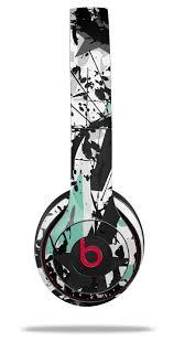 Wraptorskinz Skin Decal Wrap For Beats Solo 2 And Solo 3 Wireless Headphones Baja 0018 Seafoam Green Beats Not Included Walmart Com Walmart Com