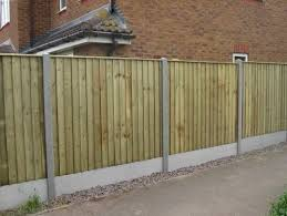 Fence Panels Screening George Walker Ltd