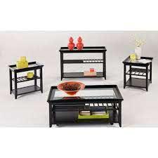 progressive furniture sandpiper black